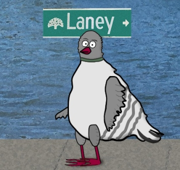 laneysign